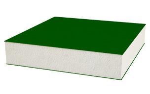 Sip панель с толщиной утеплителя 50-100-150 мм